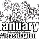Feast Day Fun: January!