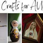Catholic Crafts for August Saints and Feast Days