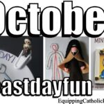 October Saints Days