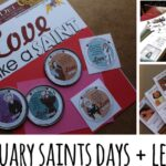 Feast Day Fun: Catholic Crafts for February