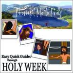 Prompt Me to Pray through Holy Week